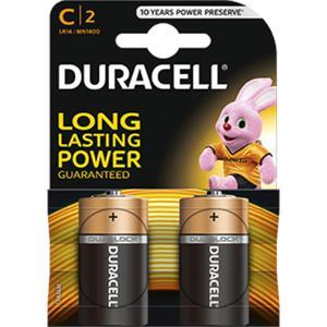 Bateria DURACELL C / LR14 K2 op.2 - 2847292180