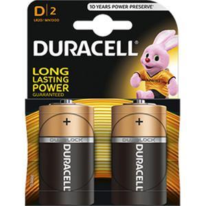 Bateria DURACELL D / LR20 K2 op.2 - 2847292181