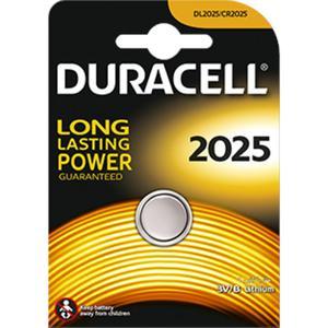 Bateria DURACELL litowa DL 2025 - 2847292191