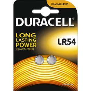 Bateria DURACELL LR54 op.2 - 2847292194