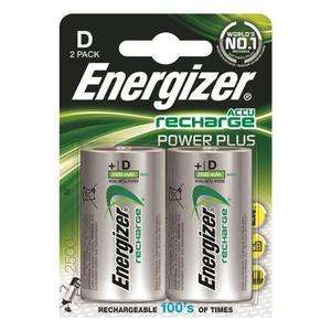 Akumulator ENERGIZER Power + D HR20 2500mAh op.2 - 2847292209