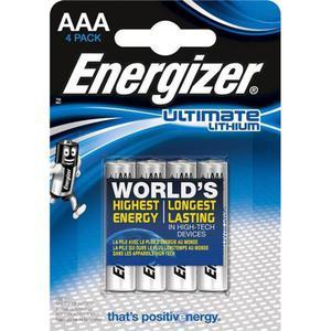 Bateria ENERGIZER Ultimate AAA op.4 - 2847292218