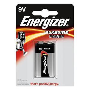 Bateria ENERGIZER 9V E 6LR61 - 2847292222