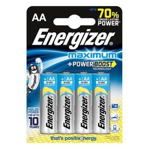 Bateria ENERGIZER Maximum AA LR6 op.4 - 2847292224