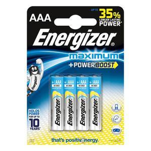 Bateria ENERGIZER Maximum AAA LR3 op.4 - 2847292225
