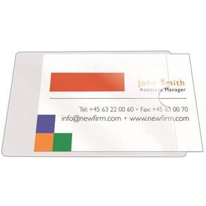 Kieszeń samop. Q-CONNECT wizytówki op.10 KF27038 - 2847292261