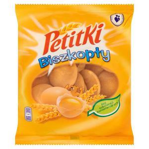 Ciastka LU Petitki Biszkopty 120g. - 2847292389
