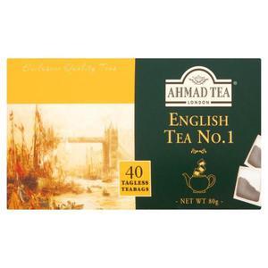 Herbata eksp. AHMAD TEA English No.1 op.40szt. - 2847292473