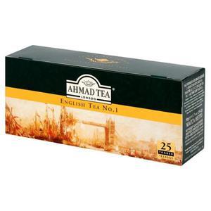 Herbata eksp. AHMAD TEA English No.1 op.25szt. - 2847292489