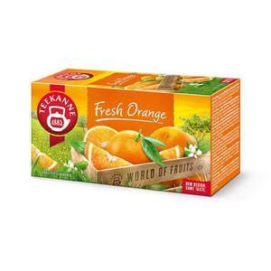Herbata eksp. TEEKANNE Fresh Orange 20 tor. - 2847292507
