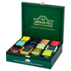 Herbata eksp. AHMAD TEA mix skrzynka op.120 kopert - 2847292514