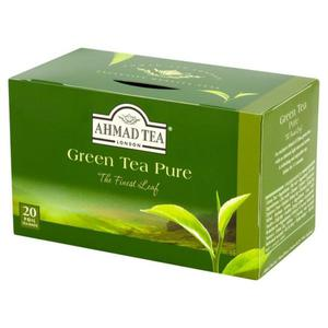 Herbata eksp. AHMAD TEA op.20 kop. - green - 2847292521