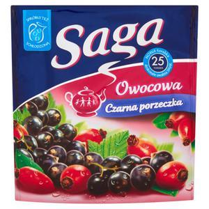 Herbata eksp. SAGA owocowa cz.porzeczka op.25 - 2847292992