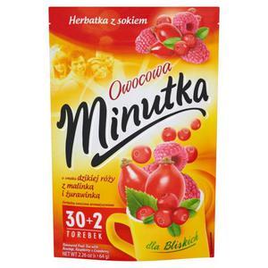 Herbata eksp. MINUTKA owocowa dzika róża op.30 - 2847293004