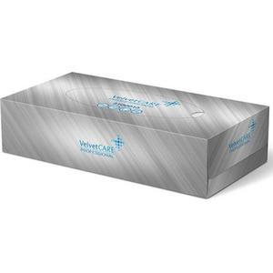 Chusteczki higieniczne VELVET Care karton op.100 - 2847293636