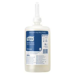 Mydło w płynie TORK 1000ml. Spray 620701 - 2847294305