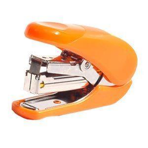 Zszywacz PLUS ST-010AH do 20k. - pomarańczowy - 2847294803