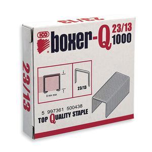 Zszywki BOXER 23/13 do 100 kartek - 2847295049