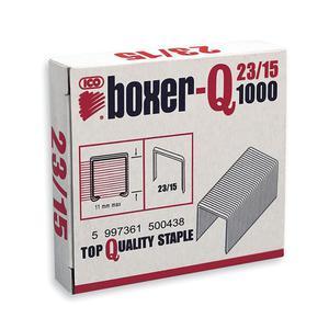 Zszywki BOXER 23/15 do 120 kartek - 2847295050