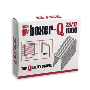 Zszywki BOXER 23/17 do 140 kartek - 2847295051