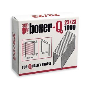 Zszywki BOXER 23/23 do 180 kartek - 2847295053