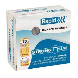 Zszywki RAPID strong 24/6 5M - 2847295074