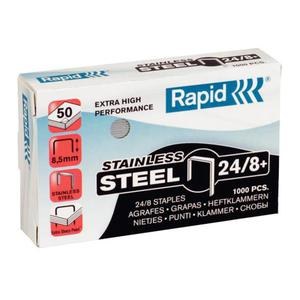Zszywki RAPID Super strong 24/8+ 5M - 2847295075