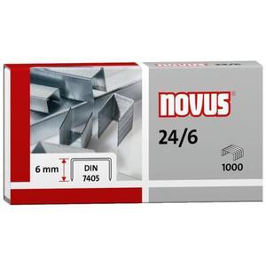 Zszywki NOVUS 24/6 - 2847295081