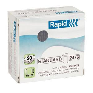 Zszywki RAPID standard 24/6 5M - 2847295091