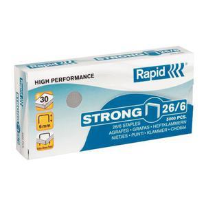 Zszywki RAPID strong 26/6 5M - 2847295093