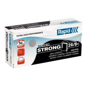 Zszywki RAPID Super strong 26/8+ 5M - 2847295094