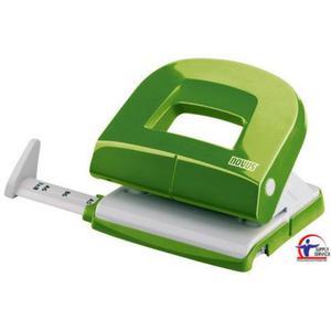 Dziurkacz NOVUS E216 do 16k. - zielony - 2881747939