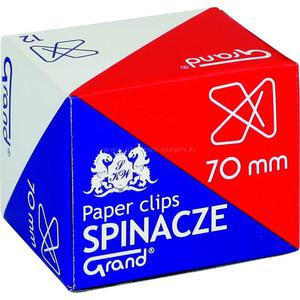 Spinacz GRAND krzyżowy 70mm op.12 - 2847295429