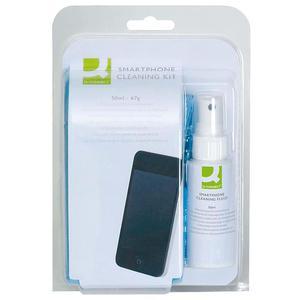 Zestaw czyszczący Q-CONNECT do smartfonów KF14910A - 2847295499