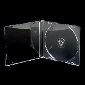 Pudełko na CD ESPERANZA - bezbarwne - 2847295529