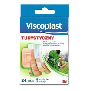 Zestaw plastrów VISCOPLAST turystyczny op.24 - 2847295799
