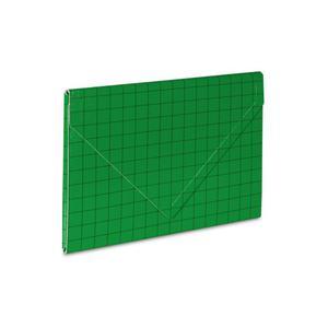 Teczka kopertowa VAUPE 2 A4 316 - zielona - 2847296088