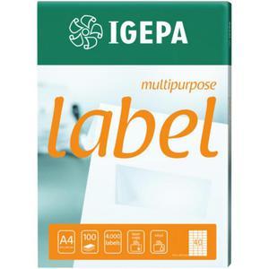Etykiety do segregatora IGEPA 190x38 (7) op.100 - 2847296499