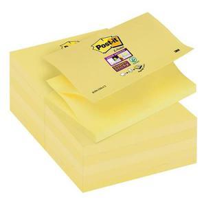 Karteczki POST-IT 127x76 Z-Notes R350-12SS-CY - 2847297580