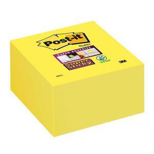 Karteczki POST-IT SuperStick 76x76 2028-S żółty - 2847297589