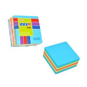 Karteczki samop. STICK'N 51x51 250k. - mix nieb. - 2847297730