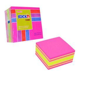 Karteczki samop. STICK'N 76x76 400k. - mix róż - 2847297737