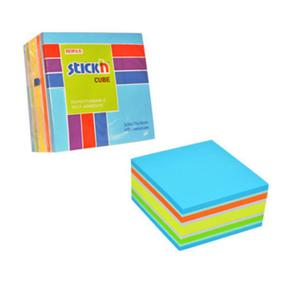 Karteczki samop. STICK'N 76x76 400k. - mix nieb - 2847297739