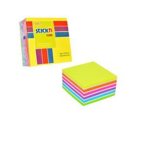 Karteczki samop. STICK'N 76x76 400k. - mix neon - 2847297740