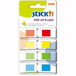 Zakładki STICK'N 26020 45x12 4k. Neon - 2847297822