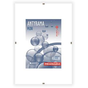 Antyrama MEMOBOARDS plexi B2 50x70cm - 2847297861
