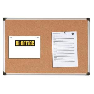 Tablica korkowa BI-OFFICE rama alum. 180x120cm - 2847297869