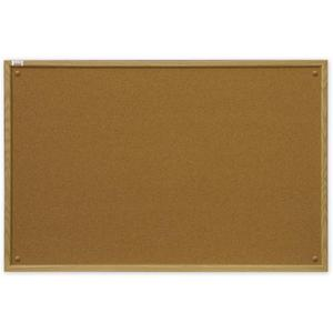 Tablica korkowa 2x3 drewno 200x100cm - 2847297902