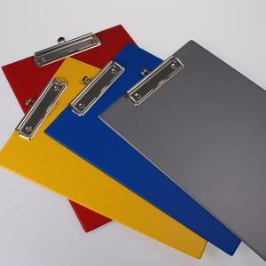 Clipboard BIURFOL A4 z zawieszką - czerwony - 2847299007