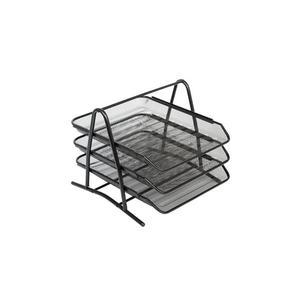 Zestaw szuflad LEVIATAN druciany - czarny - 2847299075
